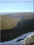 NN6240 : Meall Garbh from Beinn Ghlas by Brendan Howard
