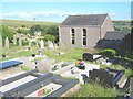 SN6307 : Mountain Chapel south of Garnswllt by Nigel Davies
