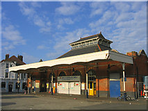 TQ7407 : Bexhill Railway Station, Bexhill, Sussex by John Winfield