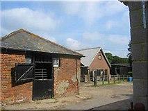 TL1504 : Hedges Farm North Orbital Road by Jack Hill
