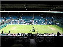 TQ2472 : Centre Court, Wimbledon by Richard Law