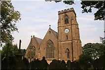 SE0726 : Christ Church, Pellon by Mark Anderson