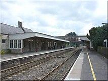 ST9897 : Kemble Station by Dave Bushell