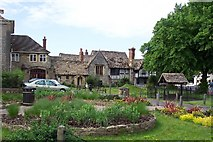 SP0343 : Evesham, Abbey Almonry by Ron Strutt