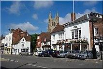 TQ8833 : Tenterden, Kent by Ron Strutt