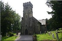 SN7673 : Hafod Church by Angella Streluk