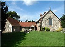 TQ4163 : Keston Parish Church BR2 by Philip Talmage