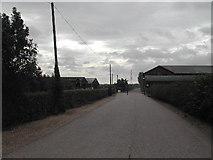 SK6644 : Bulcote Farm by Tom Courtney