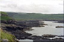 NM4257 : Laorin Bay from Dun Ara by David Wyatt