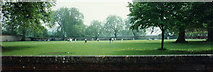 SU4828 : Winchester College playing field by Elaine Hamby