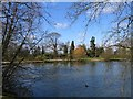 TL7604 : Danbury Lakes by Andrew Pickess