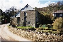 SX1454 : St Veep: Penpoll Mill by Martin Bodman