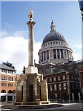 TQ3181 : Paternoster Square by David Williams