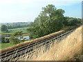 NY5636 : Settle Carlisle Railway by David Medcalf