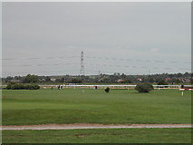 SK7353 : Northern Side of Southwell Racecourse by Tom Courtney