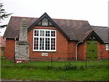 SP4476 : Church Lawford - Village Hall by Ian Rob