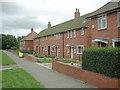 SD6110 : Council Houses by David Hignett