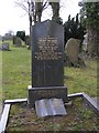 """SK2176 : """"Cricketer's Grave"""", Eyam by Dave Dunford"""