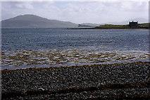 NG2260 : Ardmore Bay by Peter Trant