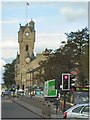 NS6161 : Rutherglen Town Hall by Roger May