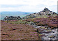 SE0952 : Beamsley Beacon and Pendle Hill by Jim Brophy