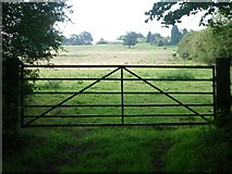 TQ1562 : Gateway along Birchwood Lane by Andrew Longton