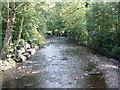 SS8789 : River Llynfi by Chris Shaw