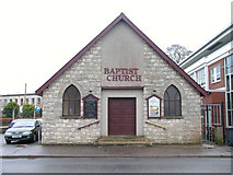 H4573 : Omagh Baptist Church by Kenneth  Allen
