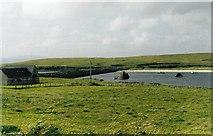 ND4798 : 3rd Churchill Barrier by David Wyatt