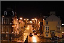 J2664 : An Almost Deserted Street by Wilson Adams