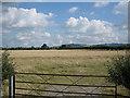 SP1347 : Ridge and Furrow near Pebworth by Dave Bushell