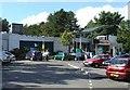 SU7955 : Fleet Services, SW bound M3, Hampshire by Pete Chapman