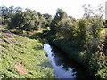 SJ6417 : River Strine. by Bob Bowyer