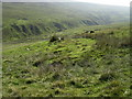 SC4288 : Lieh Eayst ringfort at the top of the Corrany Valley by David Radcliffe