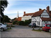 TL8928 : Chappel Village, Essex by Brenda Howard