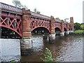 NS5964 : Union railway bridge, Glasgow by william craig