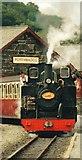 SH5738 : Ffestiniog Railway, Porthmadog by Karen Foxall