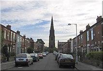 SJ8889 : St. Matthew's Church, Edgeley by Giles Robinson