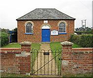 SO9335 : Kinsham Baptist Church by Dave Bushell