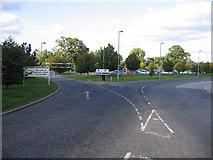 TL4259 : Madingley Road Park & Ride, Cambridge by Rodney Burton