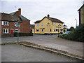 TL1436 : Meppershall High Street, Beds by Rodney Burton