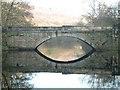 SK2475 : New Bridge, Calver, Derbyshire by Andy Gilbert