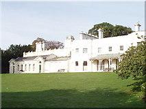 TQ1979 : Small Mansion Arts Centre, Gunnersbury Park by David Hawgood