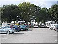 SX0552 : Cornish Market World by Phil Williams