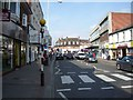 TQ1066 : Walton-on-Thames High Street by Andrew Longton
