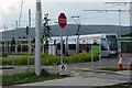 O0830 : Dublin Tram, Red Cow Park & Ride by Crispin Purdye