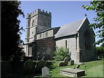 SU1872 : Ogbourne St Andrew, Wiltshire by ChurchCrawler