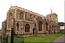 TF2569 : St.Mary's church, Horncastle, Lincs. by Richard Croft