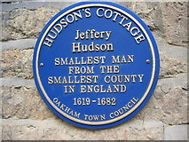 SK8508 : Hudson's Cottage, Oakham by Kate Jewell