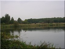 SD7908 : Bury Reservoir by Keith Williamson